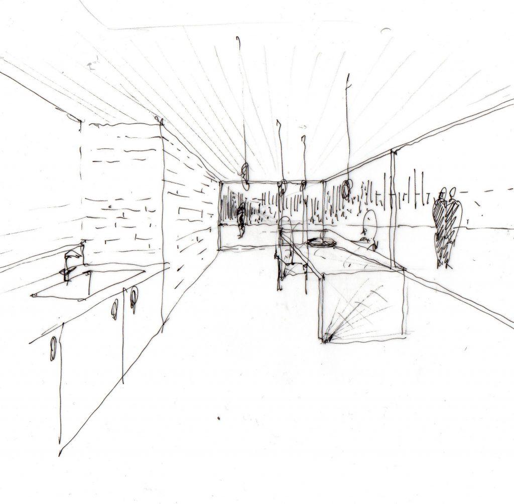 Internal sketch