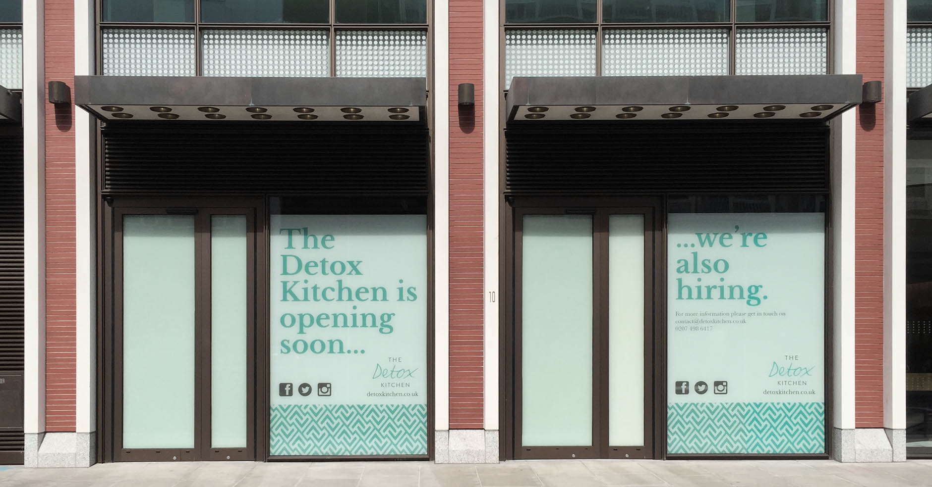 Detox Kitchen - front - coming soon